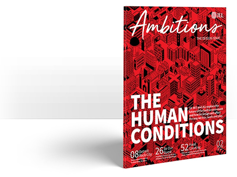 Ambitions Magazine, the Design Issue